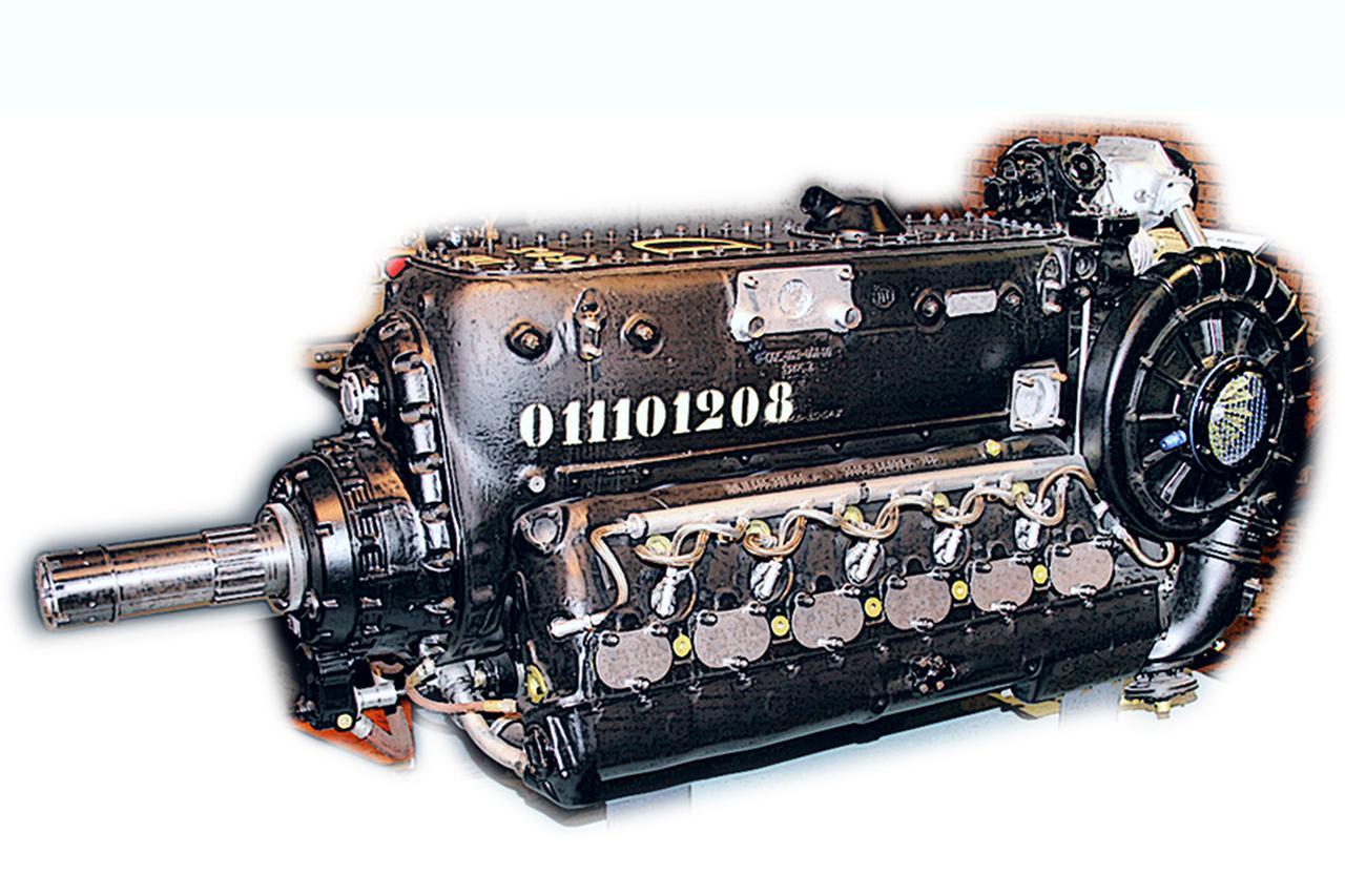 Images : 2番目の画像 - モンスターマシン 023 ダイムラー・ベンツ対ロールス・ロイス - Webモーターマガジン