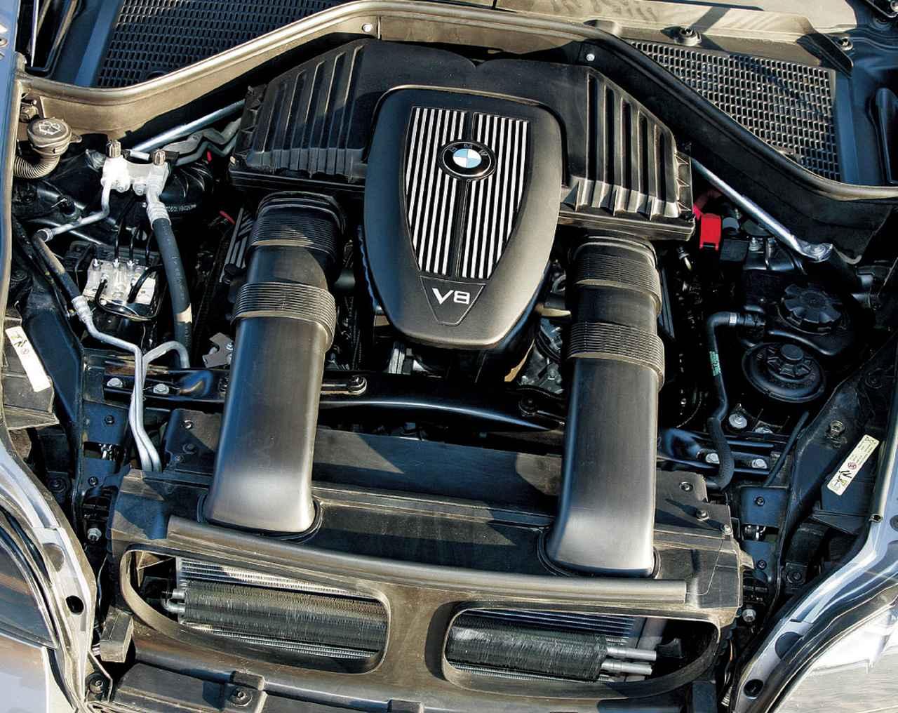 Images : 4番目の画像 - BMW X5  4.8i - Webモーターマガジン