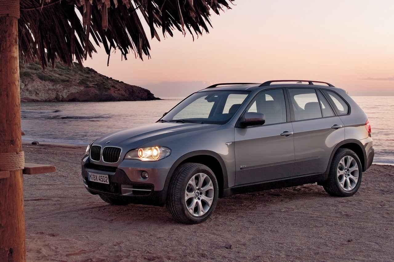 Images : 5番目の画像 - BMW X5  4.8i - Webモーターマガジン