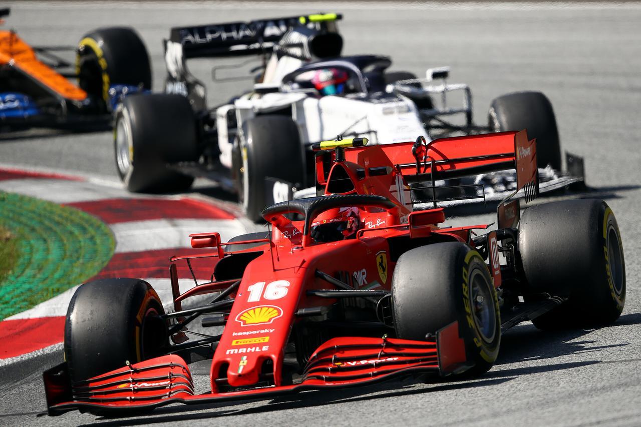 Images : 6番目の画像 - 2020年F1第1戦オステルライヒGP(オーストリアGP1) - Webモーターマガジン