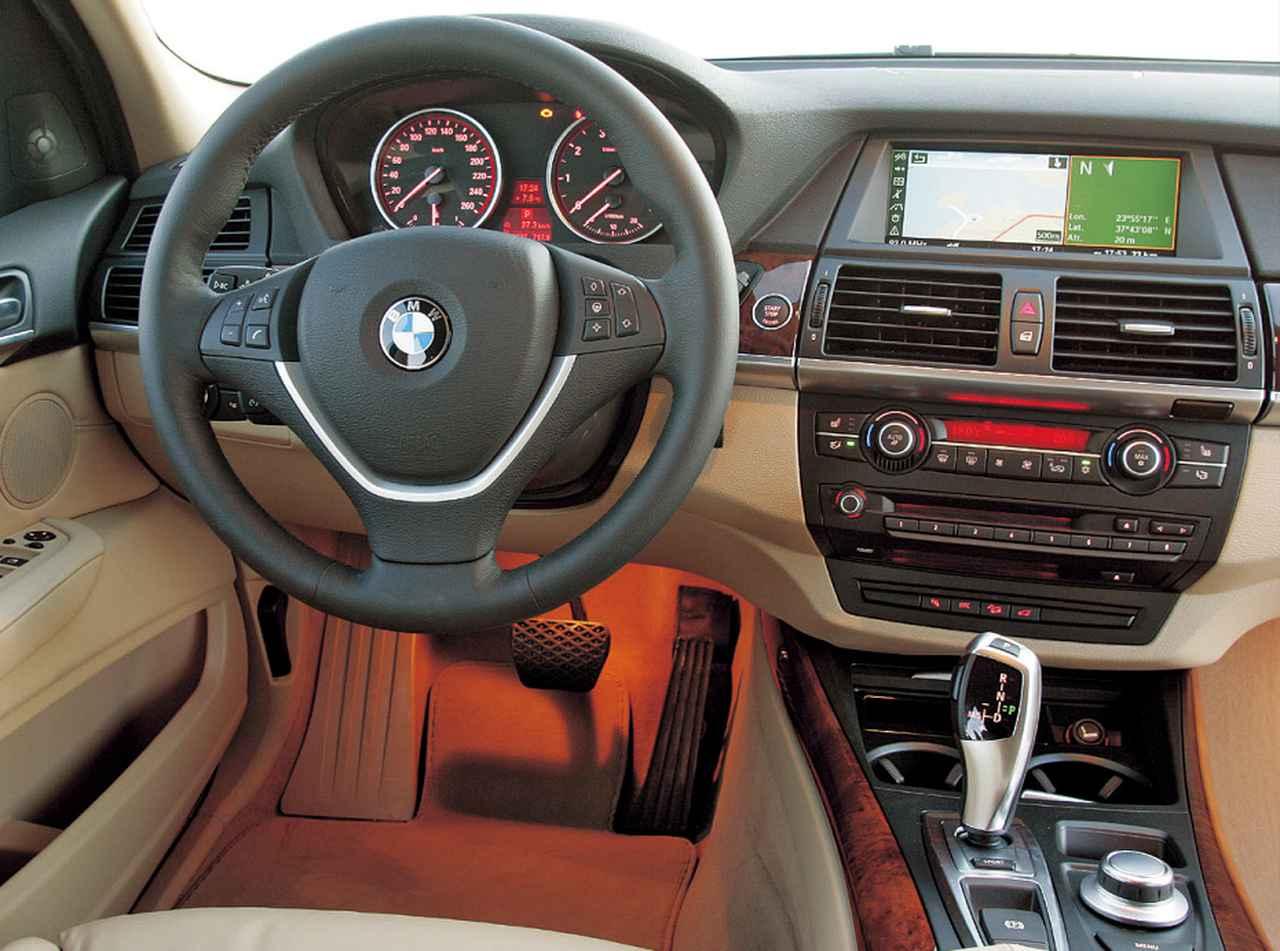 Images : 3番目の画像 - BMW X5  4.8i - Webモーターマガジン
