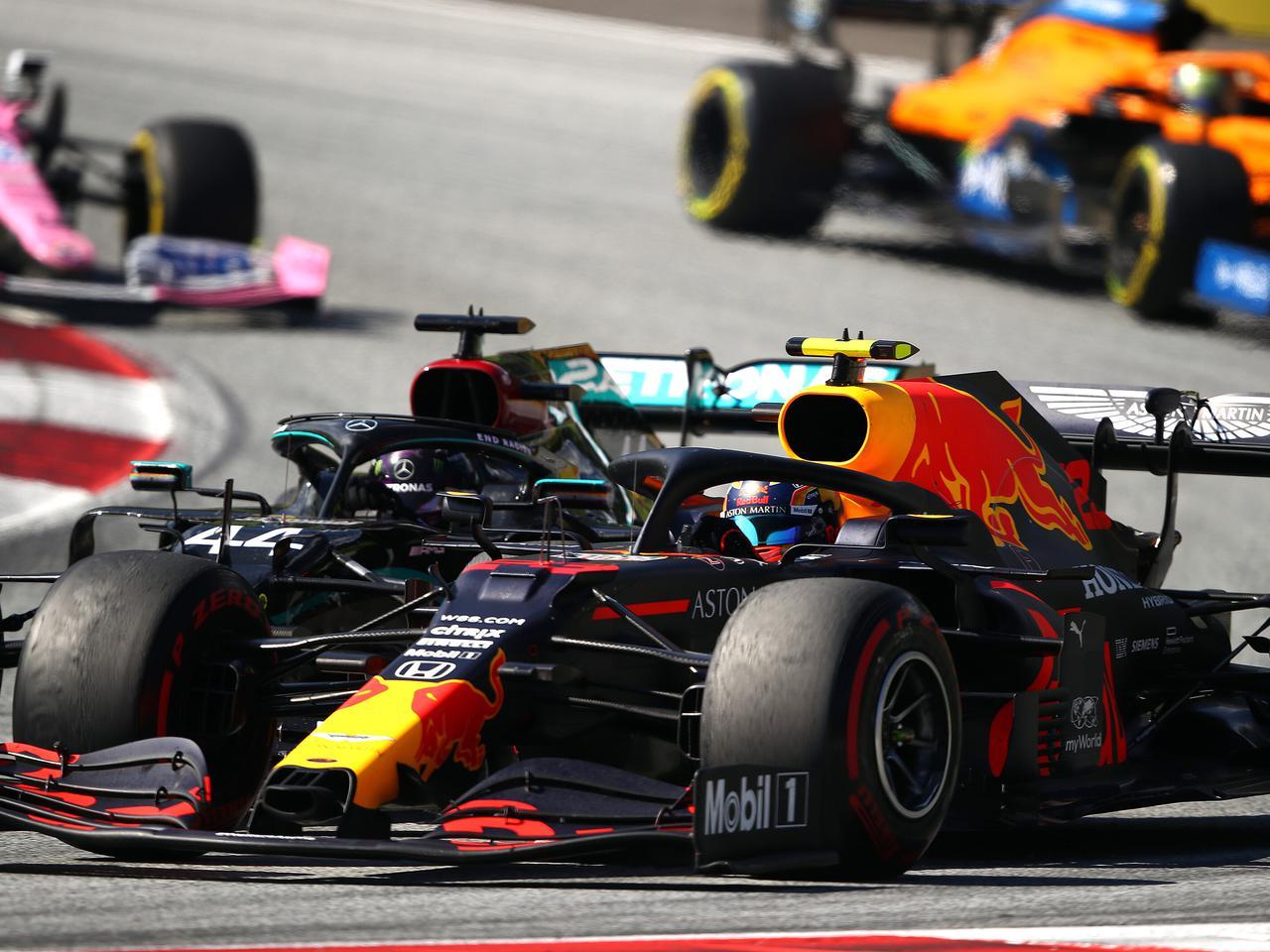 Images : 1番目の画像 - 2020年F1第1戦オステルライヒGP(オーストリアGP1) - Webモーターマガジン