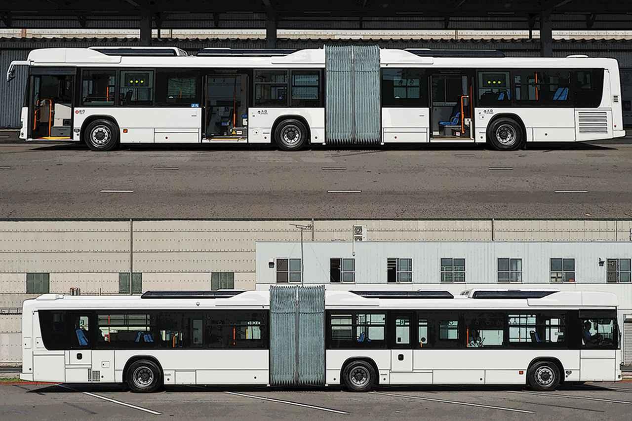Images : 4番目の画像 - モンスターマシン 024 連節バス - Webモーターマガジン