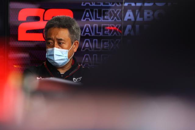 画像: ホンダの山本雅史F1マネージングディレクター。