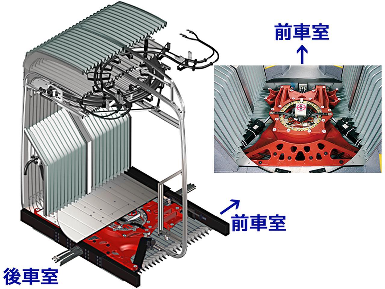 Images : 3番目の画像 - モンスターマシン 024 連節バス - Webモーターマガジン