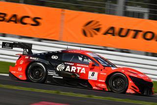 8号車 ARTA NSX-GT