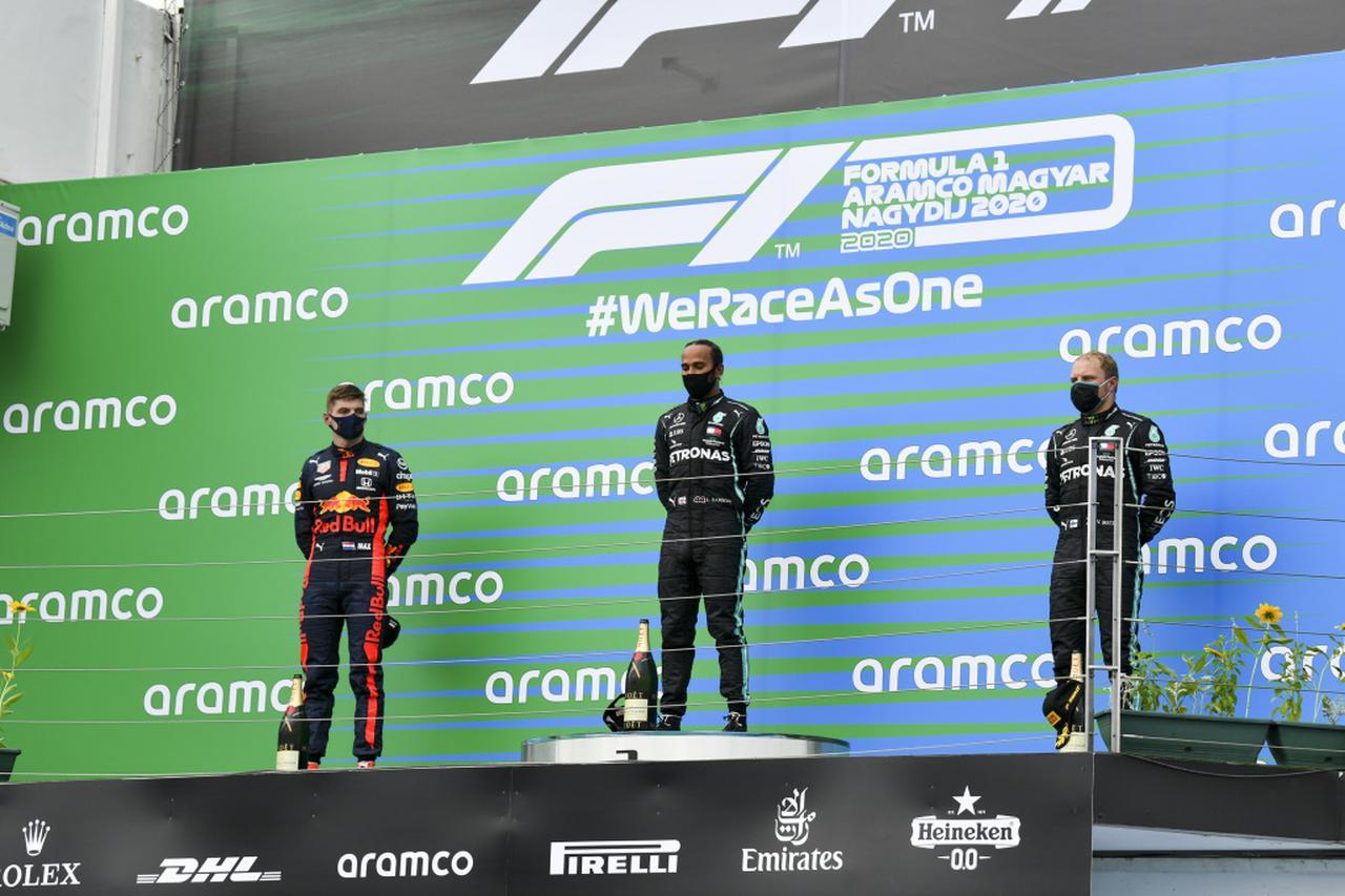 Images : 8番目の画像 - 2020年F1第3戦ハンガリーGP決勝 - Webモーターマガジン