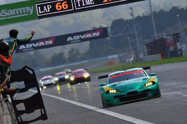 画像: GT300クラス 決勝結果