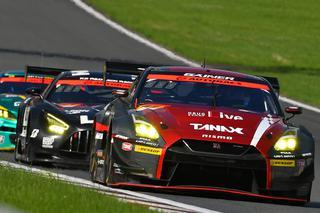 11号車 GAINER TANAX GT-R