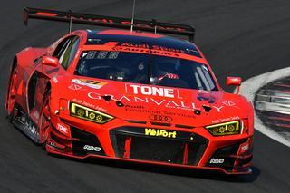 21号車 Hitotsuyama Audi R8 LMS