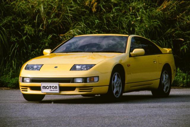 画像: 国産車で初めて280psに到達した4代目フェアレディZ。アメリカ市場を意識してプレミアムスポーツカーへとシフトしたモデルでもあった。