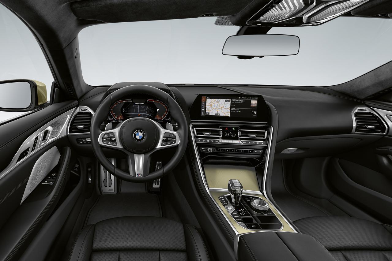 Images : 3番目の画像 - BMW M850i xDrive エディション・ゴールデン・サンダー - Webモーターマガジン