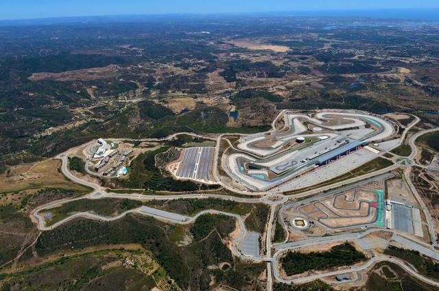 画像: ポルトガル・アルガルベサーキット。F1開催は初めてとなる。