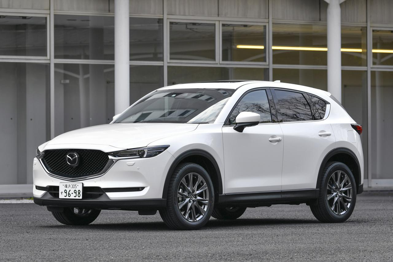 Images : 10番目の画像 - マツダ CX-30とCX-5 - LAWRENCE - Motorcycle x Cars + α = Your Life.