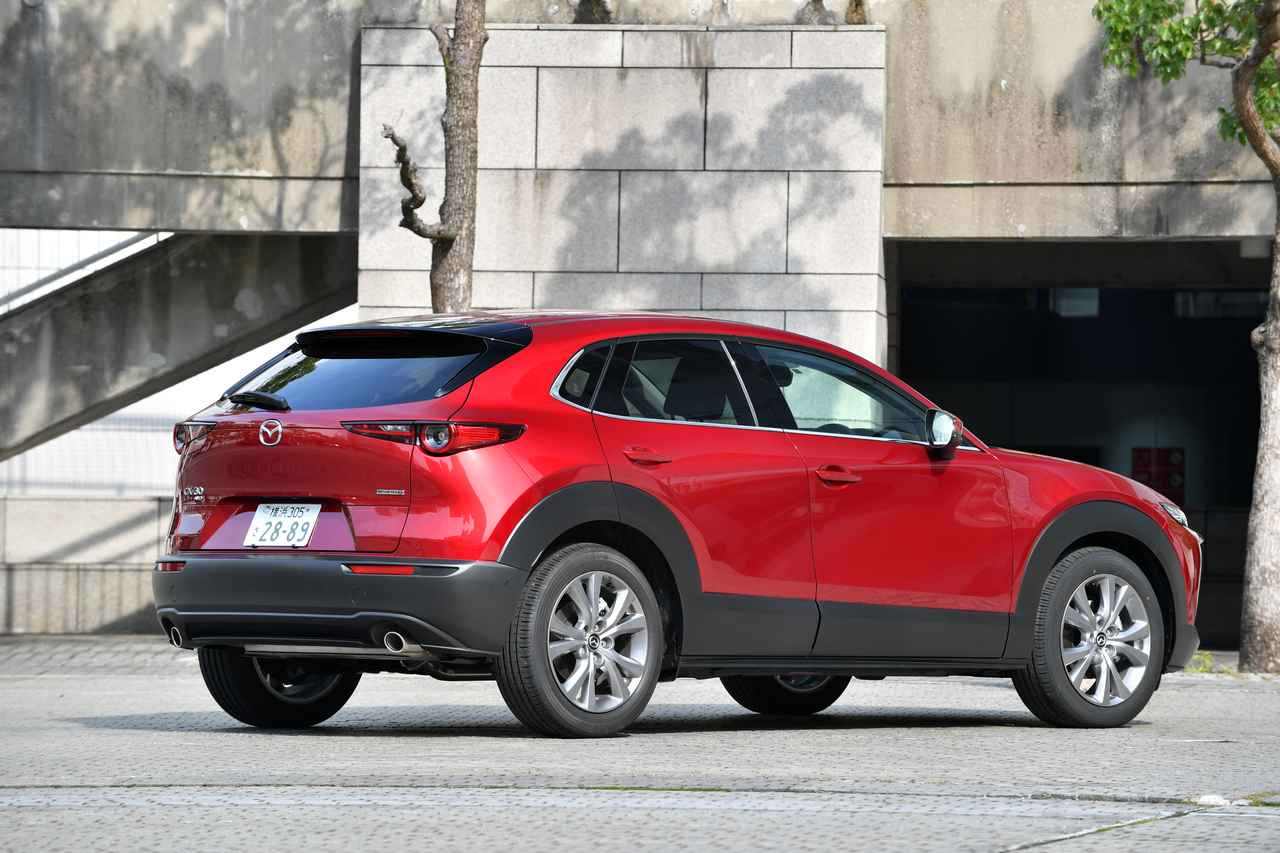 Images : 2番目の画像 - マツダ CX-30とCX-5 - LAWRENCE - Motorcycle x Cars + α = Your Life.