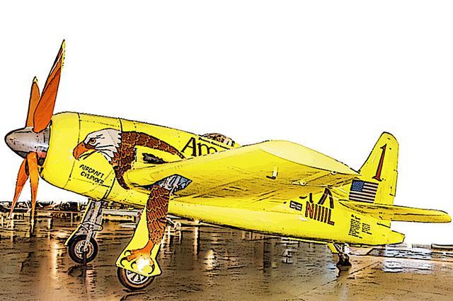 画像: 1969年、エアレースが人気スポーツとして定着していたアメリカで、グラマンF8F-2 ベアキャット戦闘機を改造したコンクェスト1が、776.449km/hを出し、世界記録を更新した。※現在は850km/h