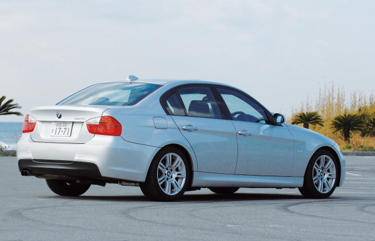 Images : 3番目の画像 - Cクラスのライバル_BMW3シリーズ、アウディA4、アルファ159 - Webモーターマガジン