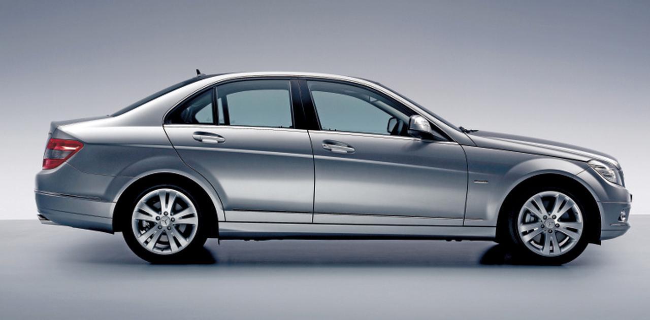 Images : 11番目の画像 - Cクラスのライバル_BMW3シリーズ、アウディA4、アルファ159 - Webモーターマガジン