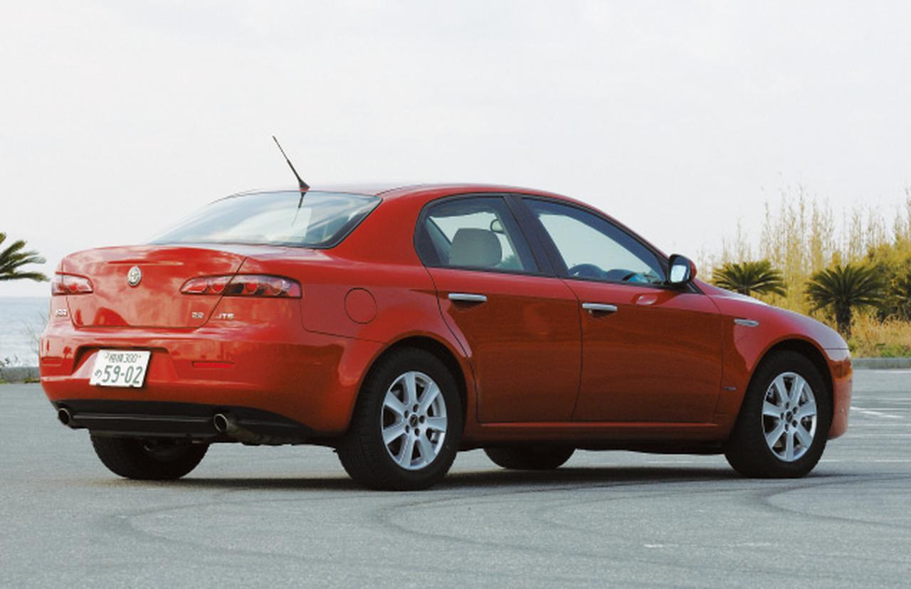 Images : 9番目の画像 - Cクラスのライバル_BMW3シリーズ、アウディA4、アルファ159 - Webモーターマガジン