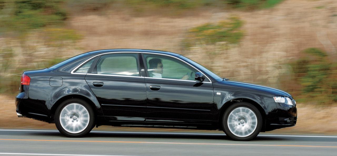 Images : 5番目の画像 - Cクラスのライバル_BMW3シリーズ、アウディA4、アルファ159 - Webモーターマガジン