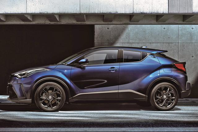 画像: G モード ネロ セーフティプラス(オプション装着車)。ボディカラーは、ネビュラブルーメタリック。