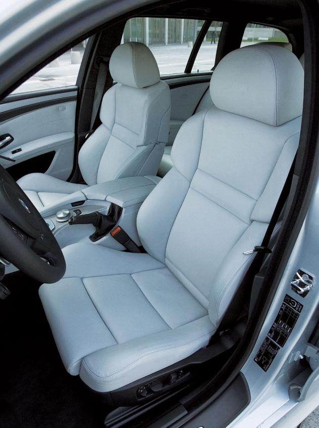 Images : 7番目の画像 - BMW M5 ツーリング - Webモーターマガジン