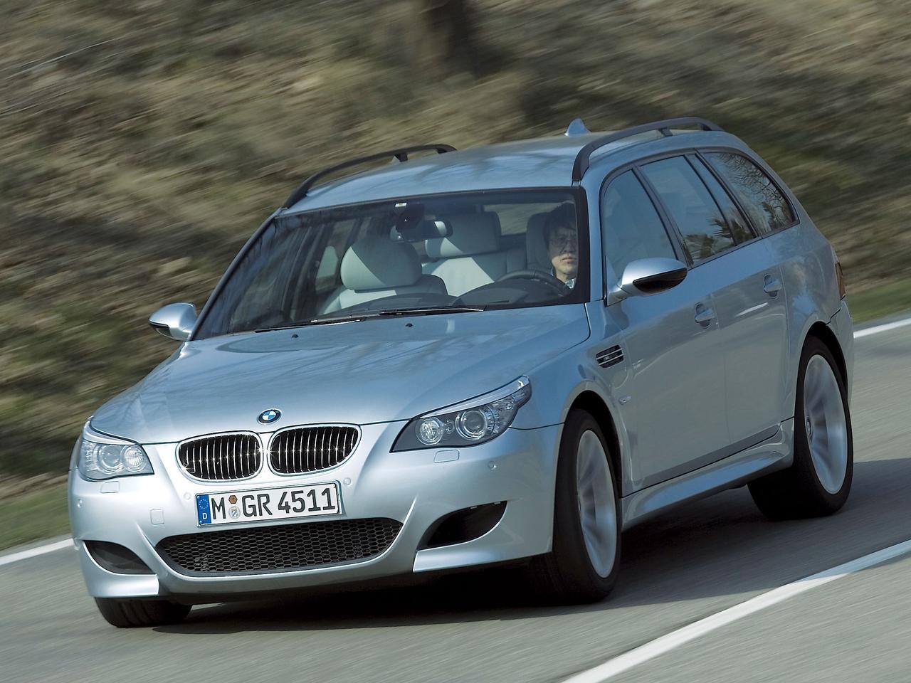 Images : 1番目の画像 - BMW M5 ツーリング - Webモーターマガジン