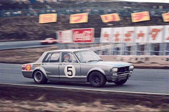 画像: レース・ド・ニッポン6時間(1970年4月12日/富士スピードウェイ):SCCN主催の6時間耐久。コンビを組んだ砂子と共に、ハコスカGT-Rで自身2勝目を挙げた黒澤。総合2位、クラス優勝を果たす。ちなみに、優勝は北野/長谷見組のフェアレディZ432。