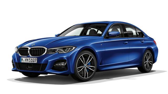 画像: BMW 3シリーズセダンに318iが追加された。写真のグレードは318i Mスポーツ。