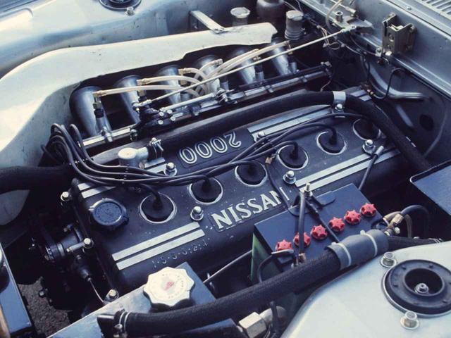 画像: 古平ら日産ワークスの手によって、改良に継ぐ改良が加えられたS20ユニット。レース参戦末期には2Lのままで実に265psにまでパワーアップされていた。