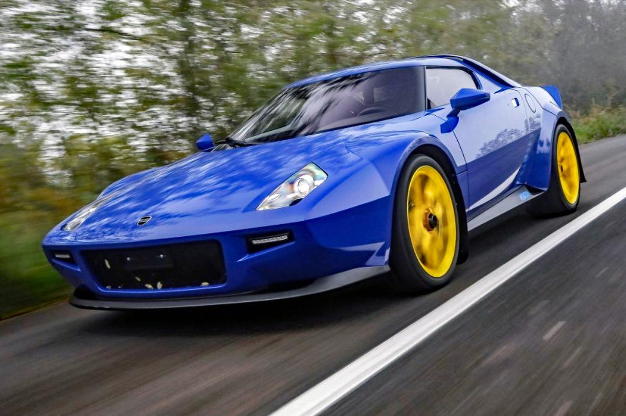 画像: 0→100km/h加速は3.3秒、最高速度は274km/hと公称されている。