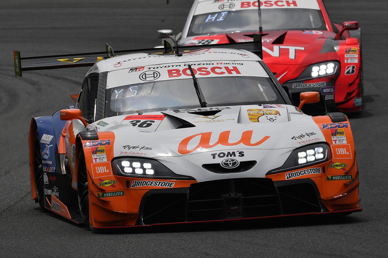 Images : 2番目の画像 - GT500クラス全車 - Webモーターマガジン