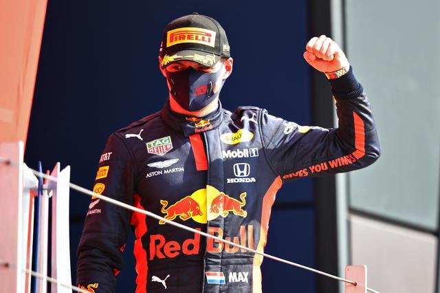 画像: マックス・フェルスタッペン(レッドブル・ホンダ) 予選4位、決勝優勝。ハードタイヤを中心としたタイヤ戦略を見事に決めて、メルセデスAMGを抑え込んだ。