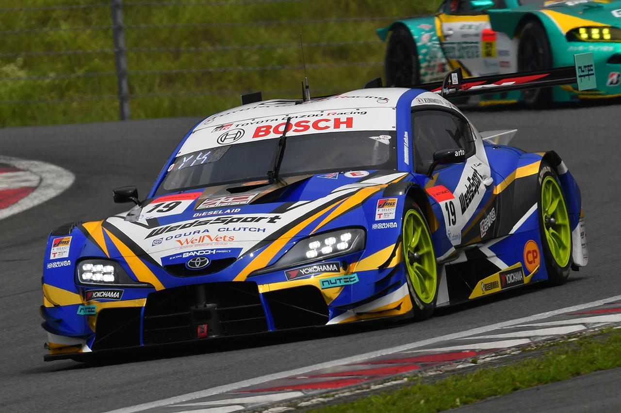 Images : 15番目の画像 - GT500クラス全車 - Webモーターマガジン