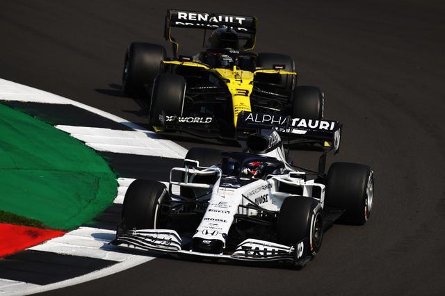 画像: アルファタウリ・ホンダの2台は10位と11位。タイヤ戦略は分けられたが、その差はわずか0.9秒だった。