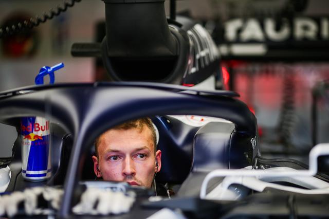 画像: ダニール・クビアト(アルファタウリ・ホンダ)予選16位、決勝10位。チームメイトのガスリーとは異なるタイヤ戦略で10位入賞。