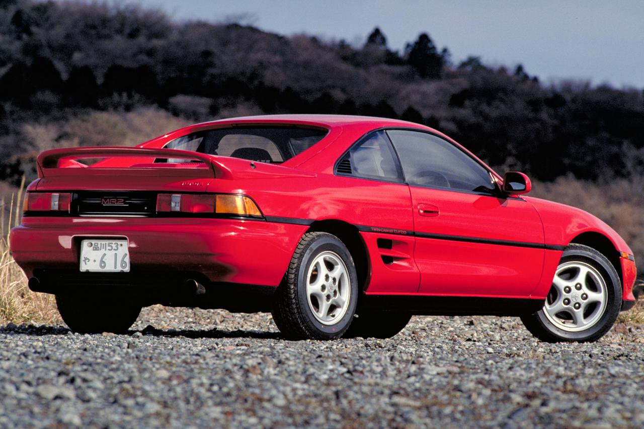 Images : 2番目の画像 - トヨタ MR2(SW20) - LAWRENCE - Motorcycle x Cars + α = Your Life.