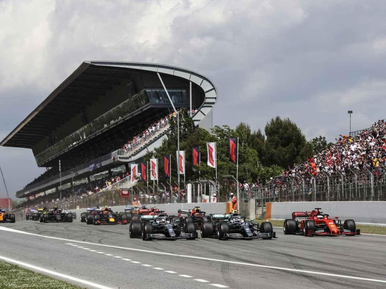 Images : 1番目の画像 - 2020年F1第6戦スペインGPプレビュー - LAWRENCE - Motorcycle x Cars + α = Your Life.