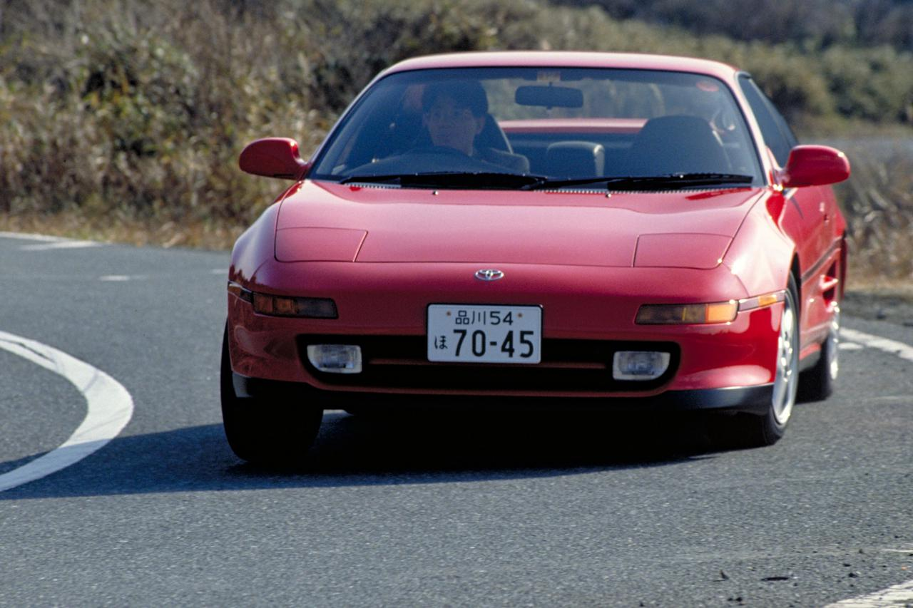 Images : 1番目の画像 - トヨタ MR2(SW20) - LAWRENCE - Motorcycle x Cars + α = Your Life.