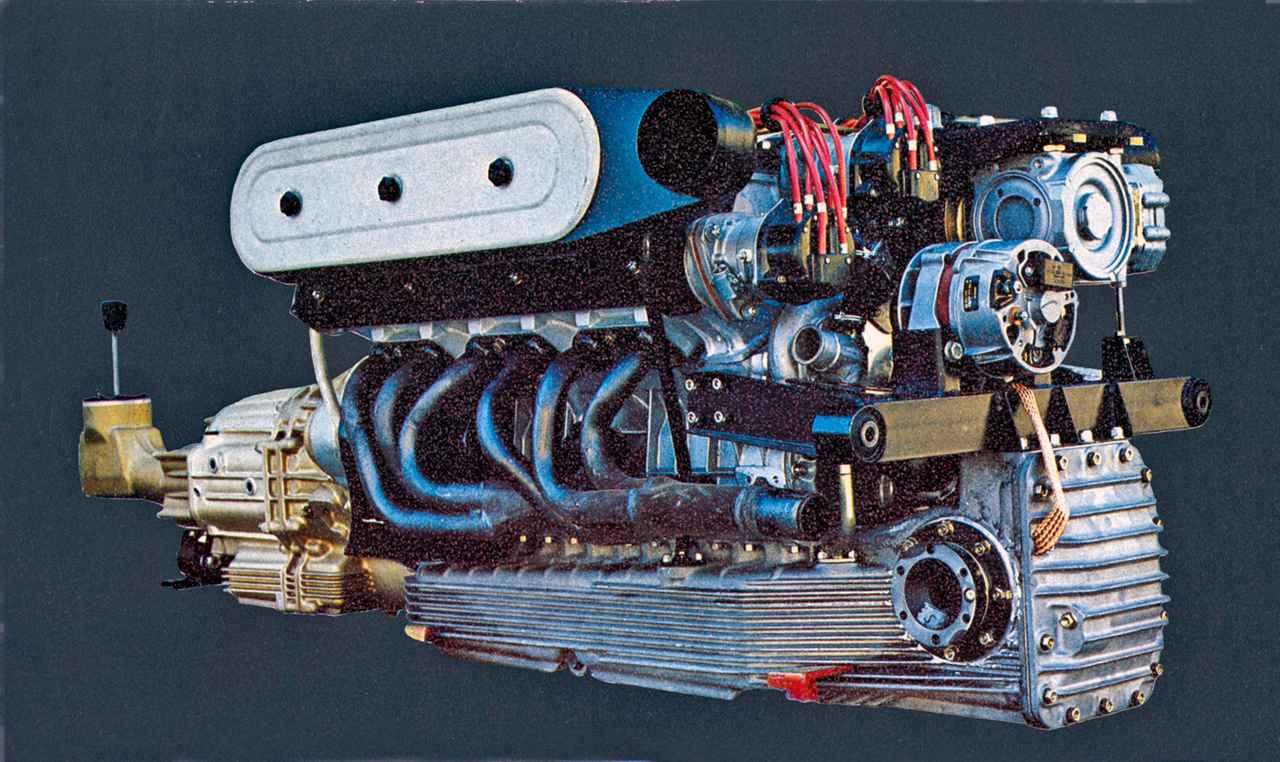 Images : 4番目の画像 - ランボルギーニ カウンタック LP400 - Webモーターマガジン