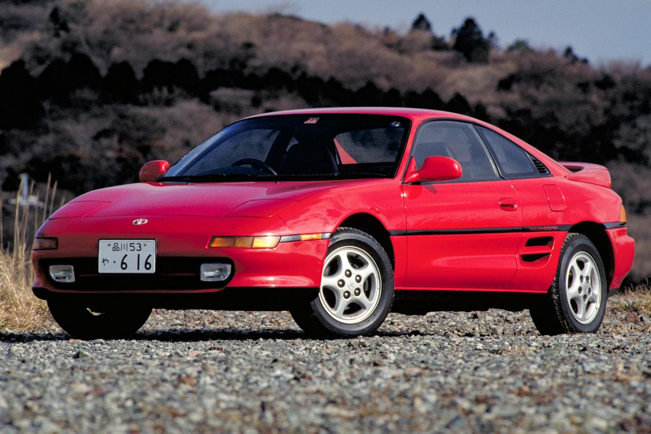 Images : 9番目の画像 - トヨタ MR2(SW20) - LAWRENCE - Motorcycle x Cars + α = Your Life.