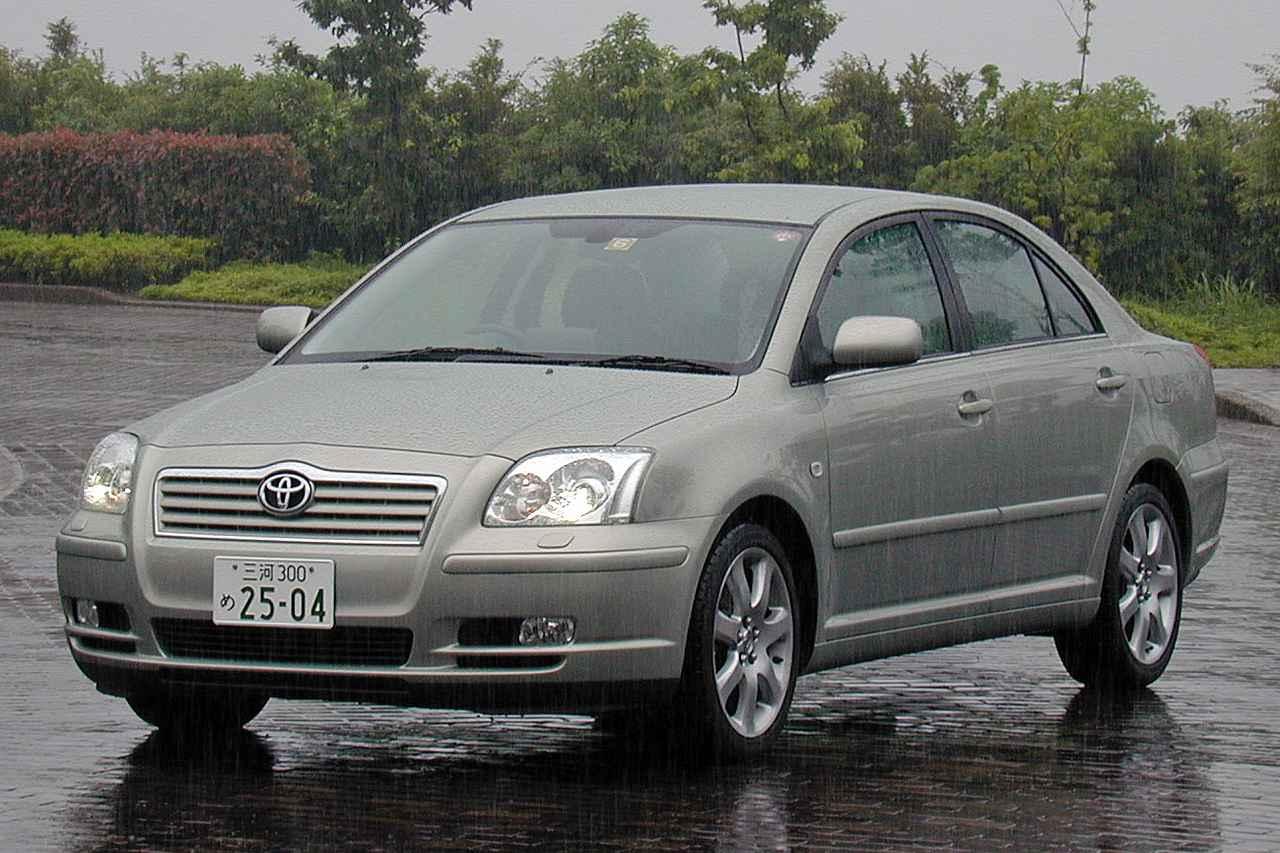 画像: 日本のトヨタ車とは少し違う、独特のスタイリング。グリルのエンブレムがなければ、トヨタ車とは分からないかもしれない。