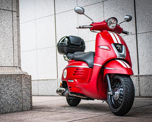 画像2: プジョーのスクーター・モーターサイクル Peugeot Motocycles(プジョーモトシクル)