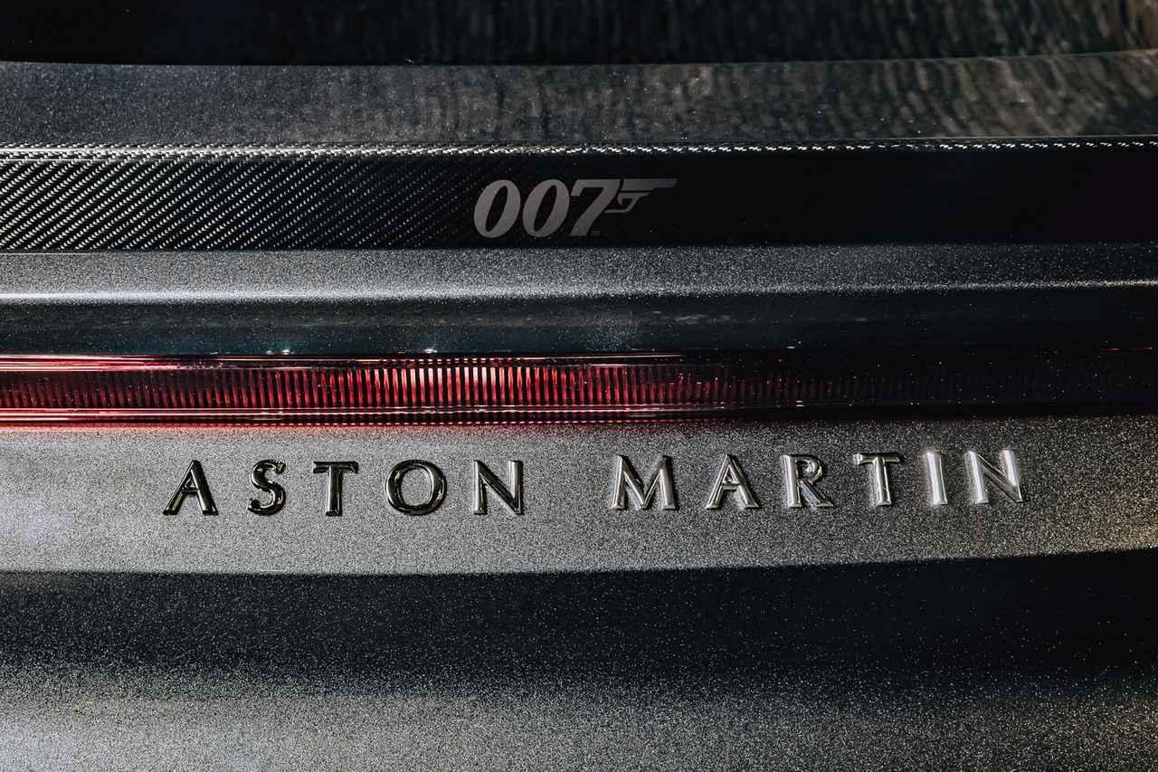 Images : 15番目の画像 - アストンマーティン 007エディション - Webモーターマガジン