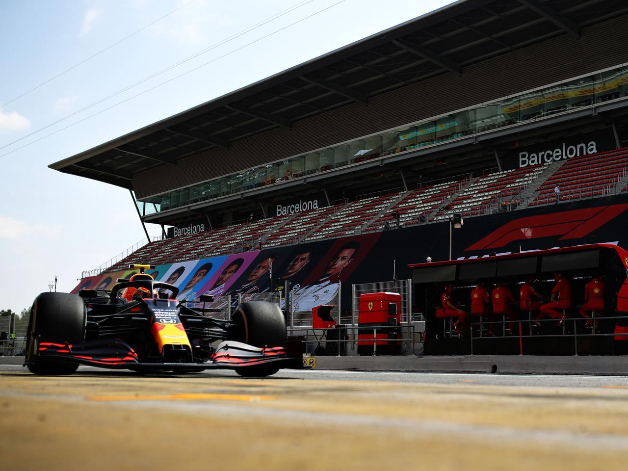 Images : 1番目の画像 - 2020年 F1第6戦スペインGP フリー走行 - Webモーターマガジン