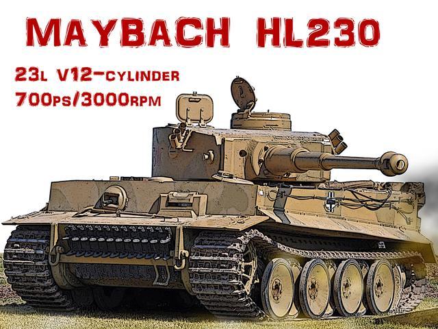 画像: タイトル画像:ガチで真っ向勝負! 四角四面の57トンという巨体で、第2次世界大戦で無敵だったタイガーⅠ重戦車だったが・・・。