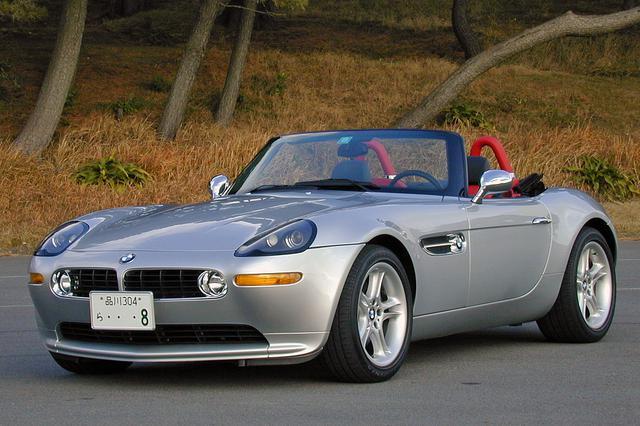 画像: 1950年代の名車、BMW 507をモチーフにしたというクラシカルな雰囲気もあるが美しいスタイリング。
