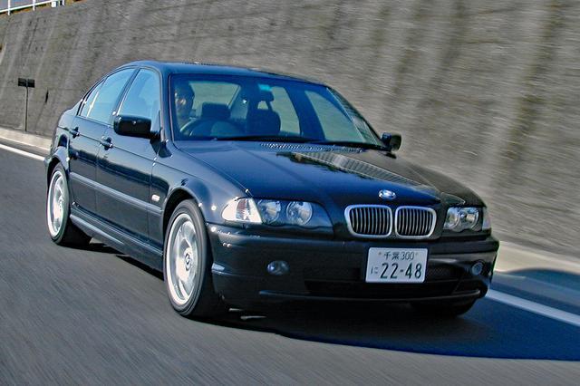 画像: 2.2Lエンジンを搭載して走りに余裕の出た320i。写真はMスポーツ仕様で453万円(ノーマルは418万円)。
