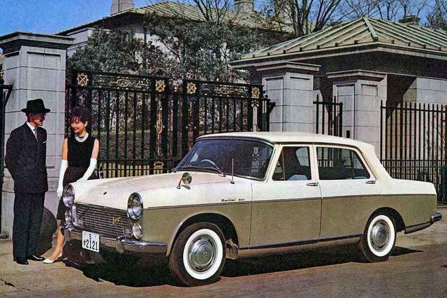 画像: いすゞが独自に開発した初めての乗用車がベレルだった。エンジンはガソリン(1.5L/2L)の他にディーゼル(2L)もラインアップしていた。写真はガソリン仕様車。
