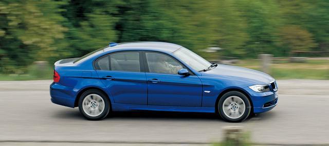 画像: BMW 3シリーズ。ドイツ市場では今年4月までに3万1000台以上を販売して、このセグメントのトップ。